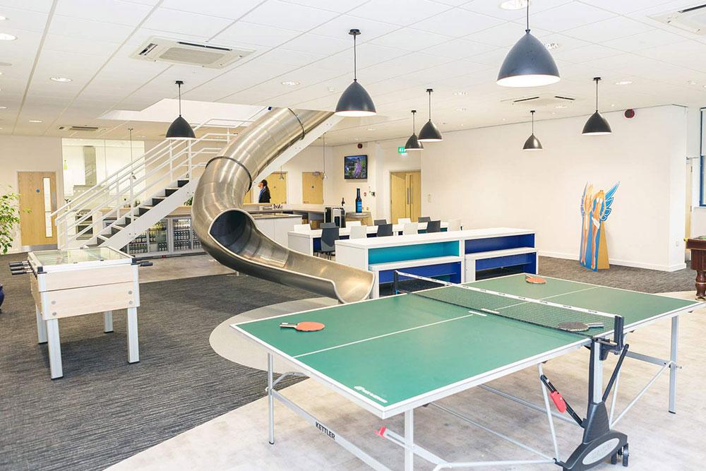 Kontorsdesign Norfolk 6 enkla sätt att förbättra produktiviteten på kontoret