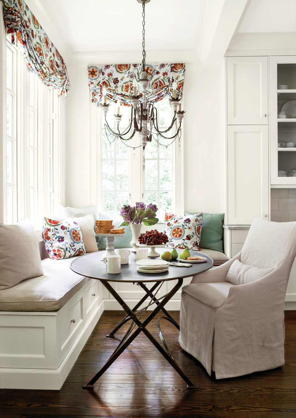 Breakfast-Nook-Design-Ideas-for-Awesome-Mornings8 Breakfast Nook-Design-Ideas for Awesome Mornings