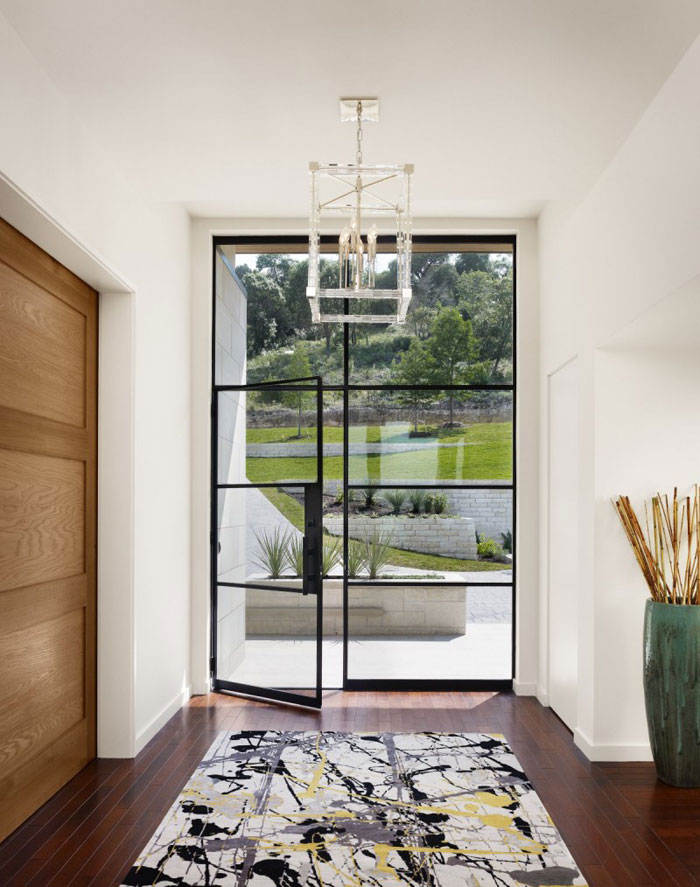 74716351684 Hus på kullen med fantastiska interiörer Av James D LaRue Architecture Design