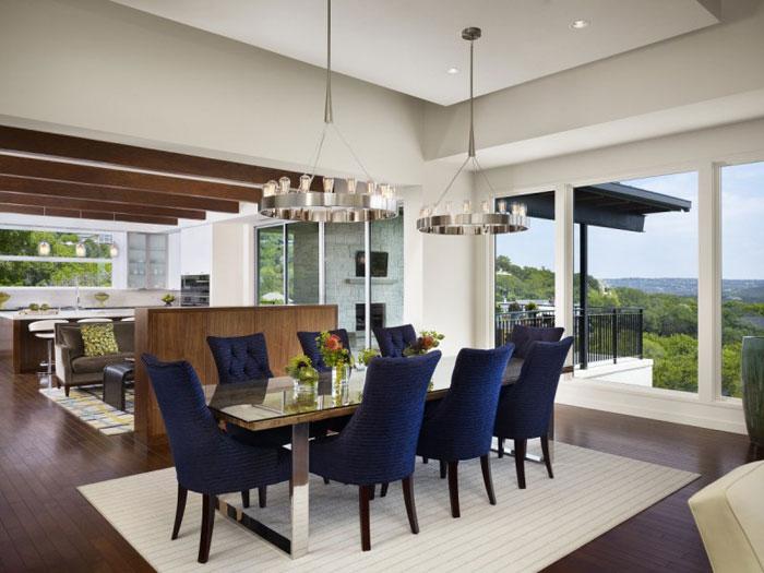 74716364322 Hill House med fantastisk interiör av James D LaRue Architecture Design