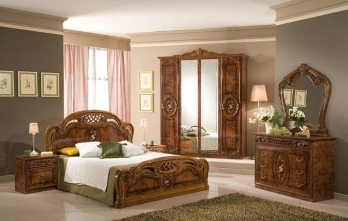 69485462486 Antika sovrumsidéer med klassiska vintagedesigner