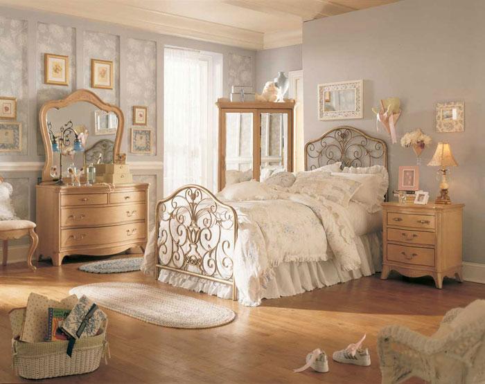 69485550407 Antika sovrumsidéer med klassiska vintagedesigner