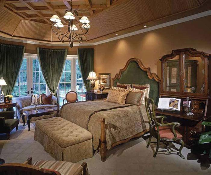 69485480008 Antika sovrumsidéer med klassiska vintagedesigner