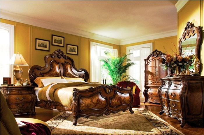 69485540815 Antika sovrumsidéer med klassiska vintagedesigner