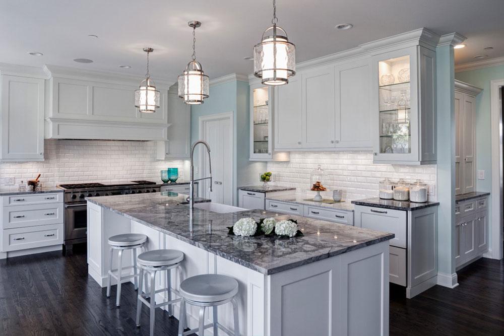 White-Tile-Backsplashes-don't-have-to-be-boring3 White Tile Backsplash Design Idéer