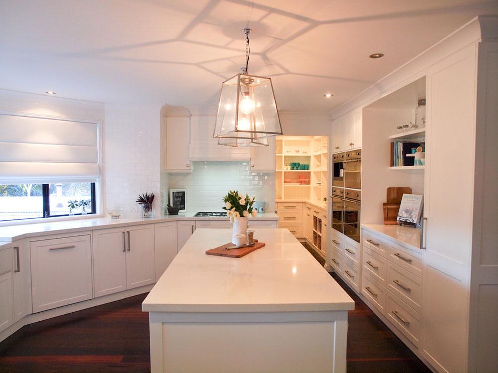 White-tile-backsplashes-don't-have-to-be-boring-1 White Tile Backsplash Design-Idéer