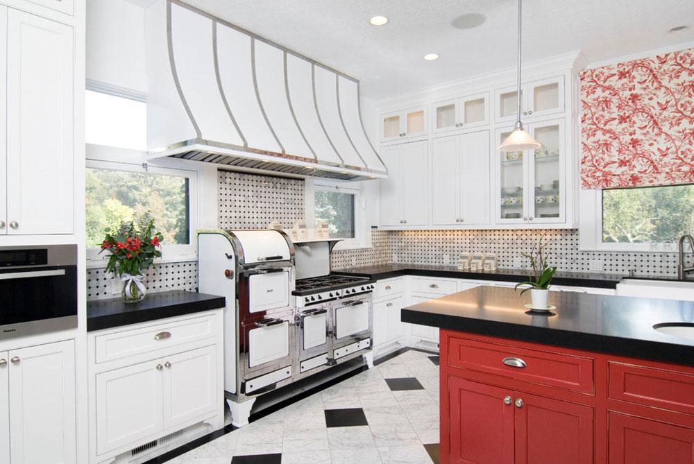 White-Tile-Backsplashes-don't-have-to-be-boring-9 White Tile Backsplash Design Idéer