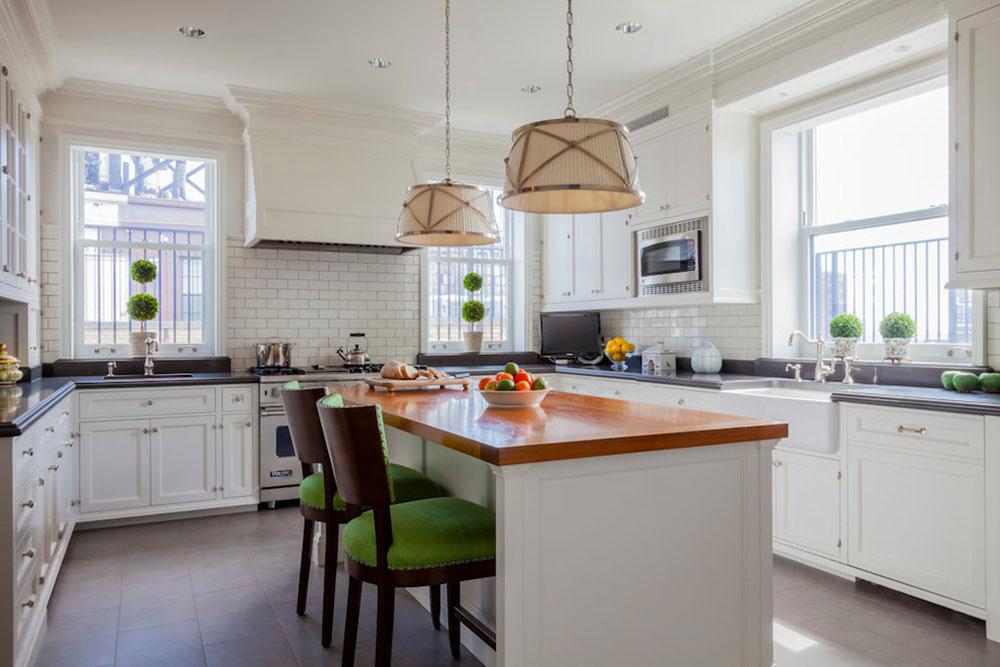 White-Tile-Backsplashes-Don't-to-be-be-boring8 White Tile Backsplash Design Idéer