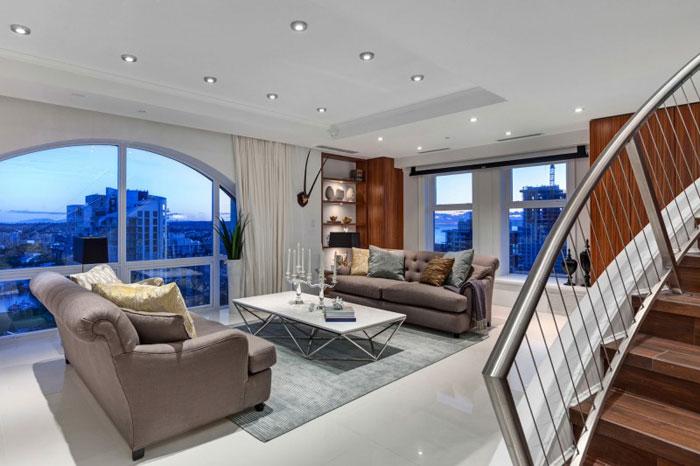 70488473928 Den fantastiska Elysium-takvåningen i Vancouver, Kanada