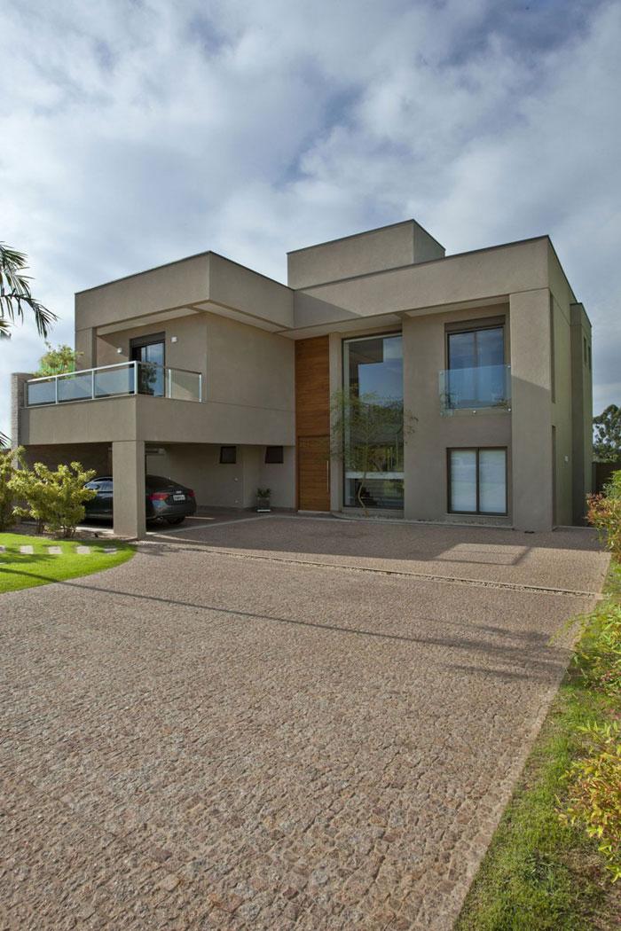77601126439 Spektakulär Residencia DF Av Pupo Gaspar Arquitetura