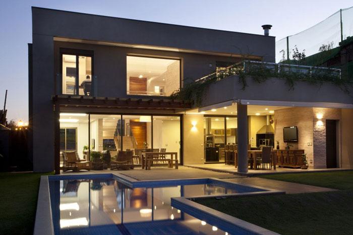 77601341035 Spektakulär Residencia DF Av Pupo Gaspar Arquitetura