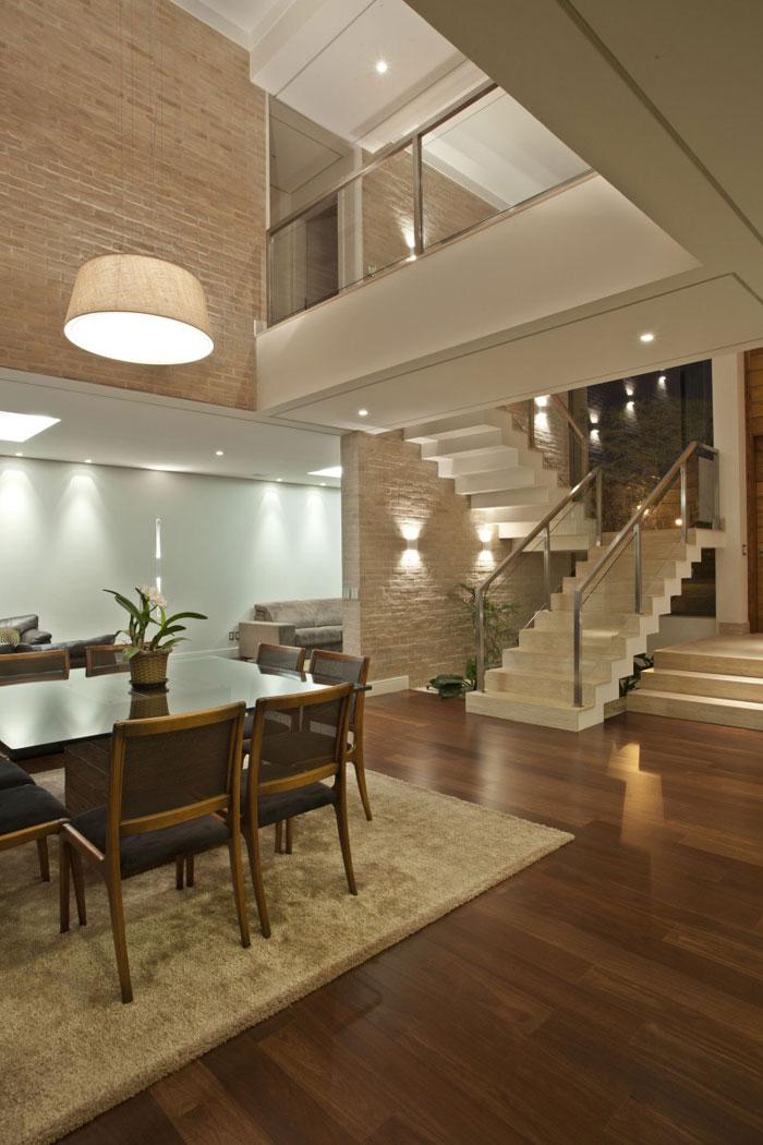 77601322822 Spektakulär Residencia DF Av Pupo Gaspar Arquitetura