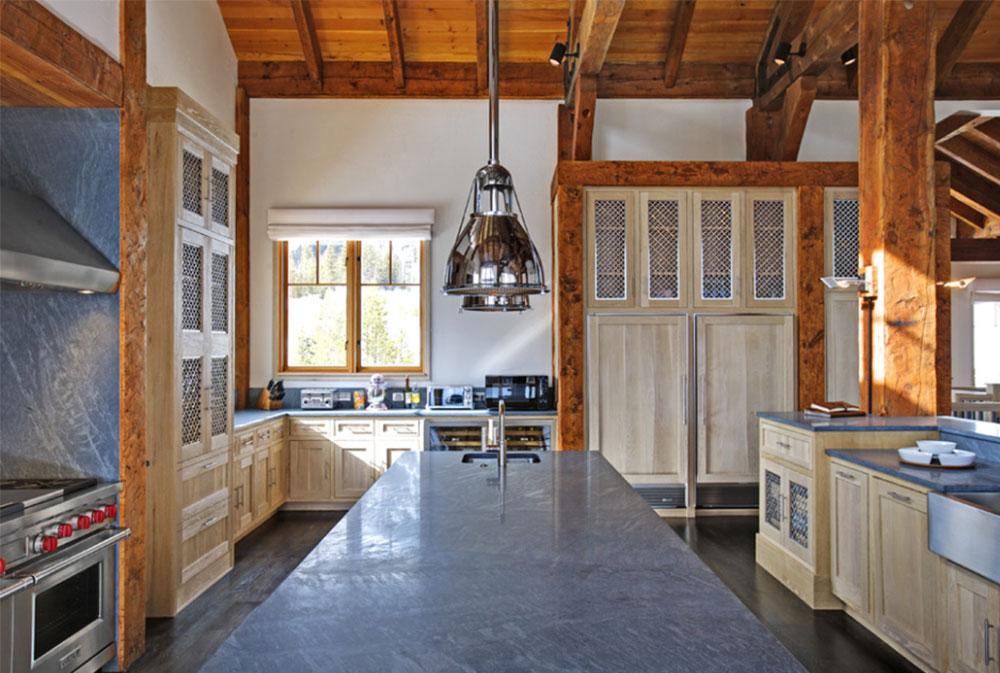 Bild-15-15 Lantligt kök - design, stil och idéer