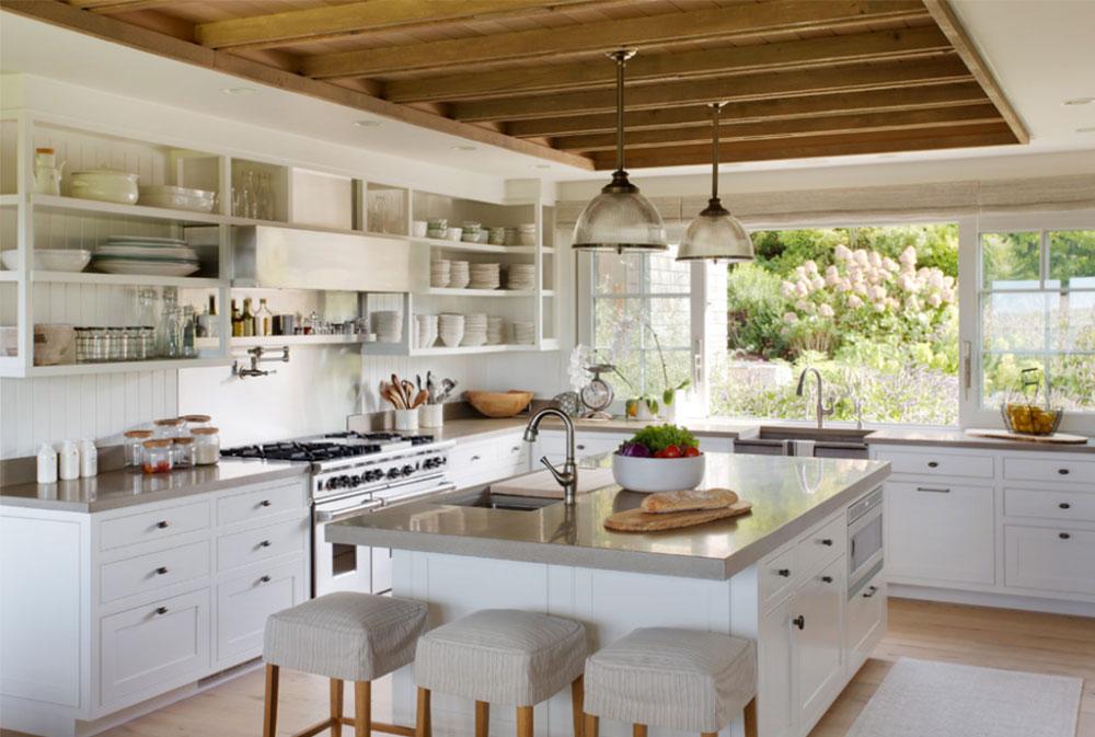 Bild-12-16 Lantligt kök - design, stil och idéer