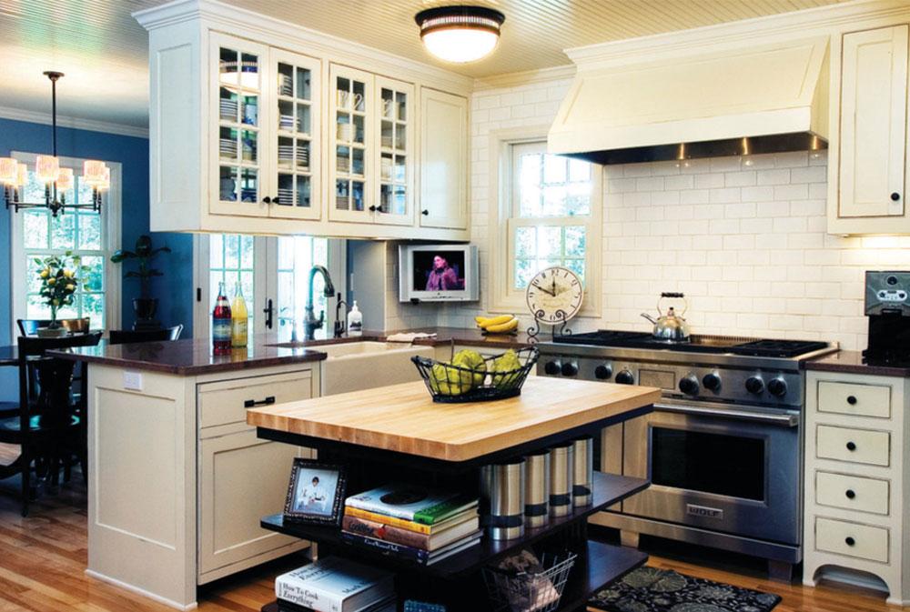 Bild-13-15 Lantligt kök - design, stil och idéer