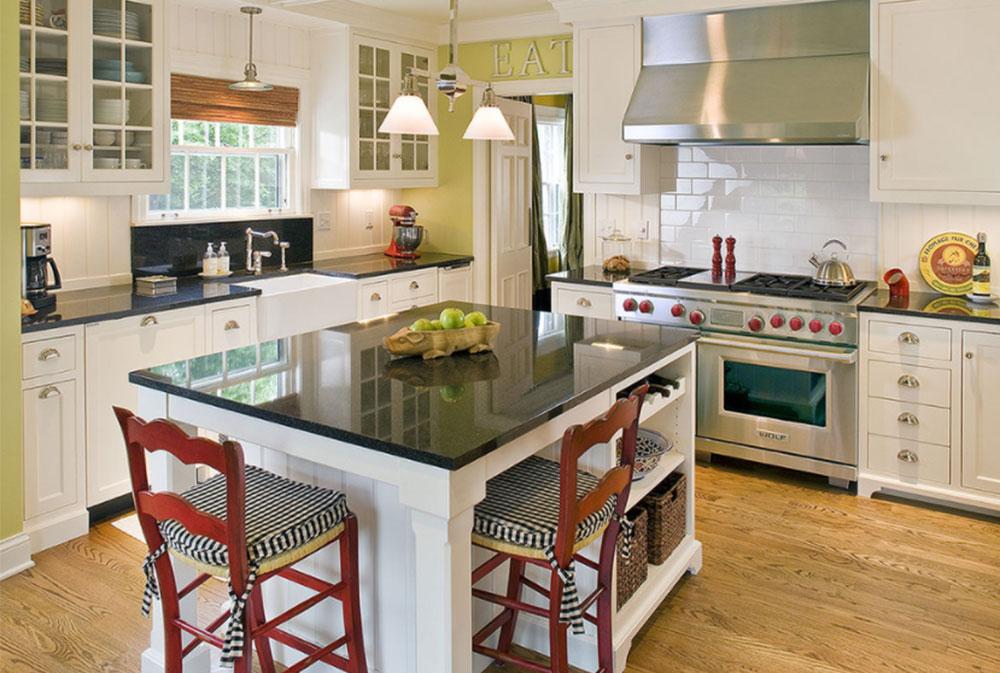 Bild-10-15 Lantligt kök - design, stil och idéer