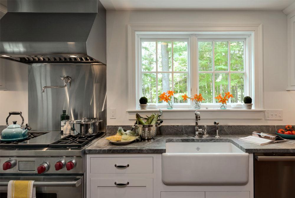Bild-7-15 Lantligt kök - design, stil och idéer