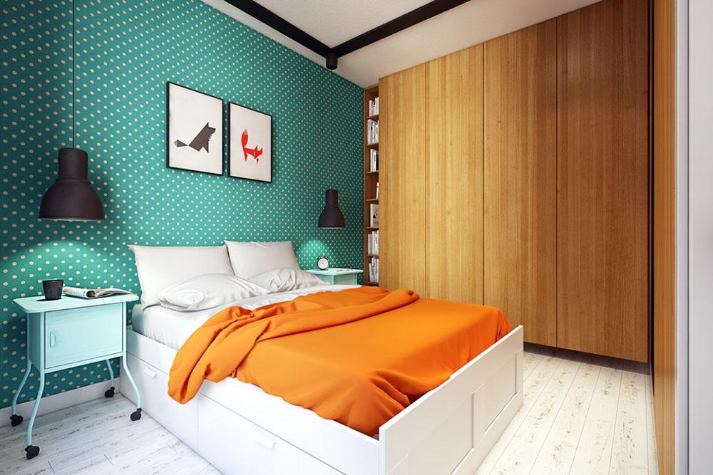 Dekorera-ditt-hus-interiör-med-prickar-6 Dekorera ditt hem-interiör med prickar