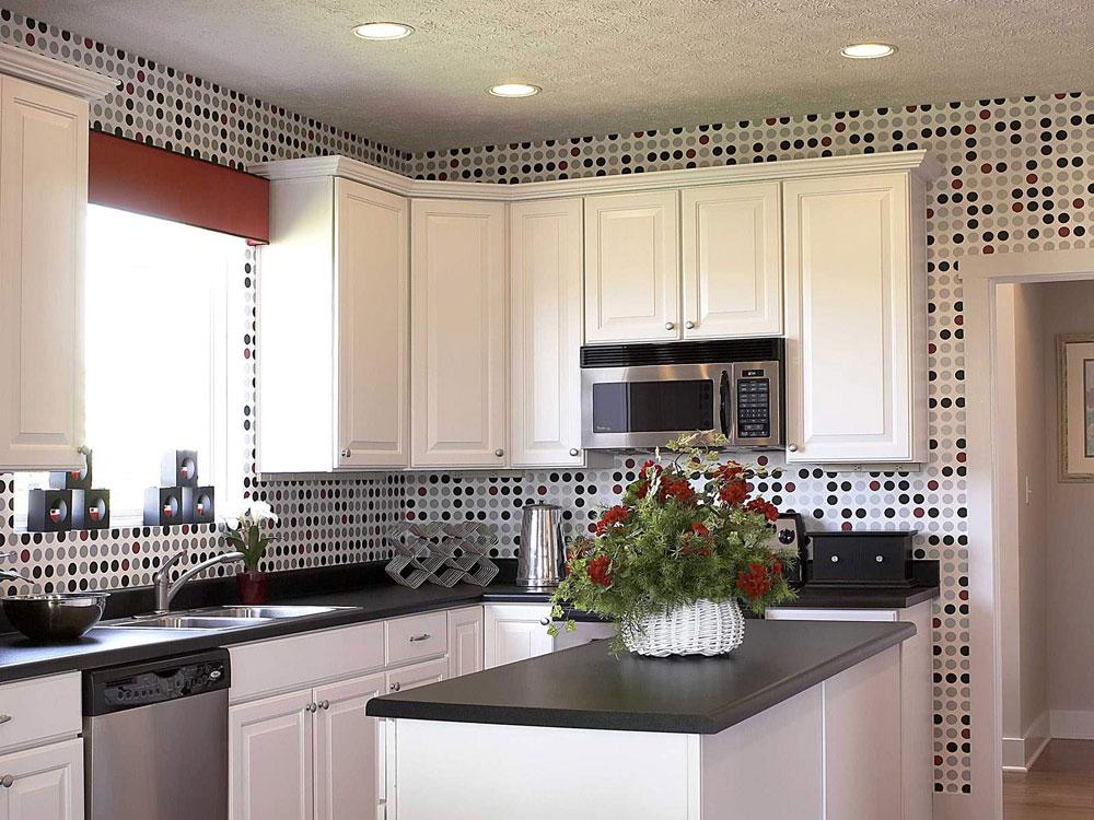 Dekorera-ditt-hus-interiör-med-prickar-11 Dekorera ditt hem-interiör med prickar
