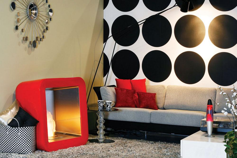 Dekorera-ditt-hus-interiör-med-prickar-12 Dekorera ditt husinredning med prickar