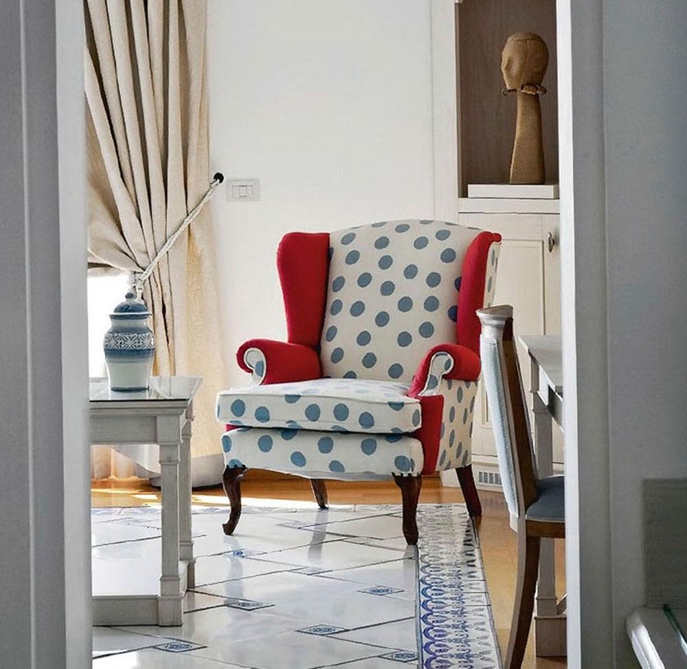 Dekorera-ditt-hus-interiör-med-prickar-3 Dekorera ditt hem-interiör med prickar