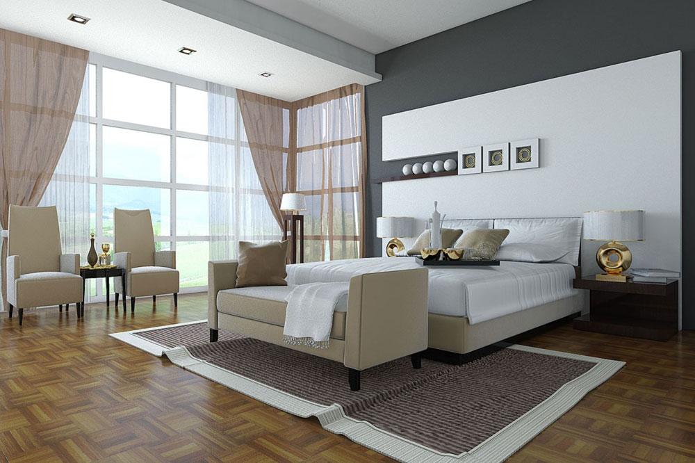 Bästa sovrumsfärger att inspirera -5 Bästa sovrumsfärger för att inspirera dig