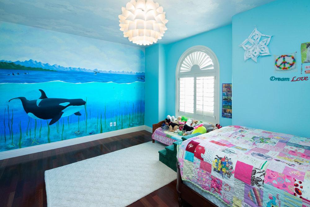 Vancouver-Whale-Watching-by-Fontana-Painting-LLC Barns sovrumsidéer som bara är fantastiska