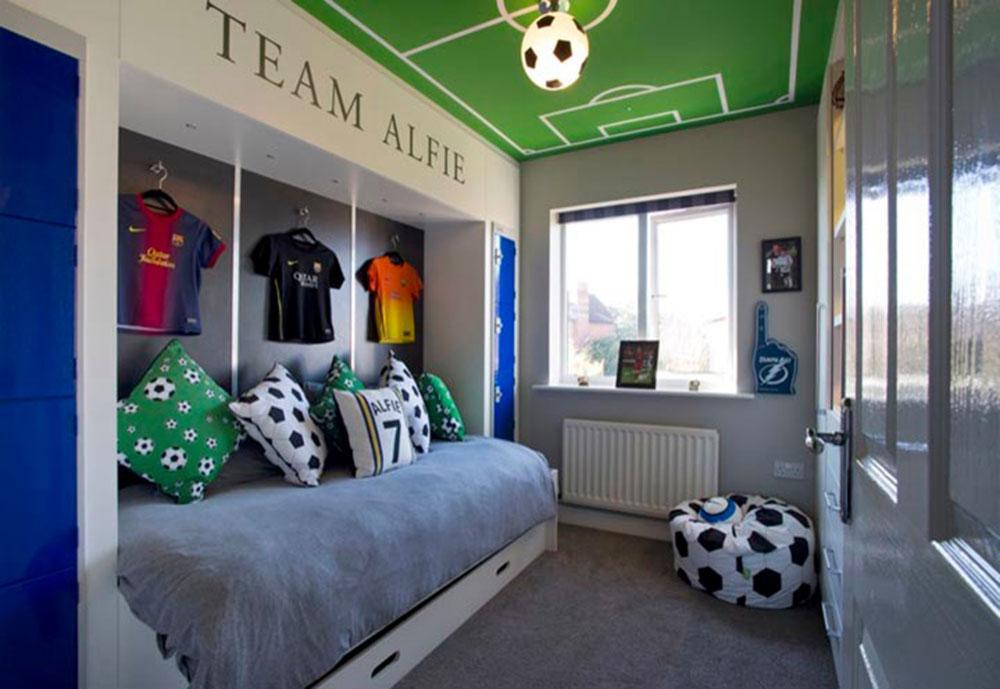 360-interiör-design-av-Cooper-Bespoke-Joinery-Ltd Idéer för barnrum som är helt fantastiska