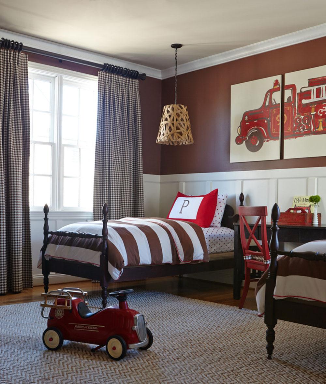 State-Blvd.-Residence-by-Red-Leaf-Interiors-LLC Idéer för barnrum som bara är fantastiska