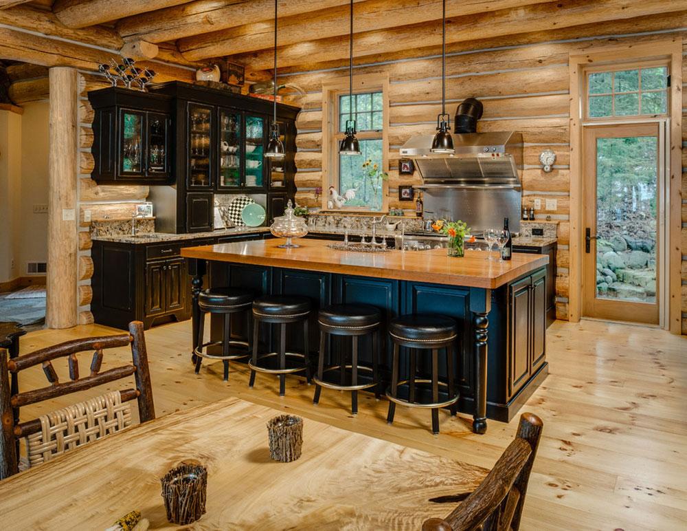 Kök med svarta skåp-kan-fortfarande-vara-ljus2 Kök med svarta skåp - bilder och idéer