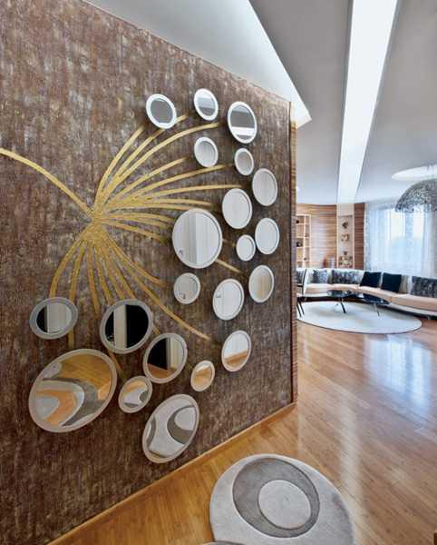 Kreativa inrednings- och dekorationsidéer inspirerade av maskrosfröhuvud
