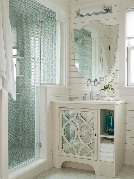 Små badrumsfångsidéer