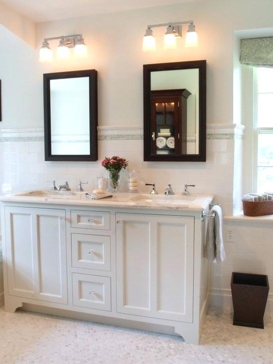 60 badrum dubbelsäng dubbelt handfat Dubbel handfat fåfänga litet utrymme