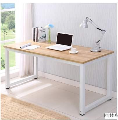 MATE FJÄLLAR Enkel modern skrivbord för skrivbord