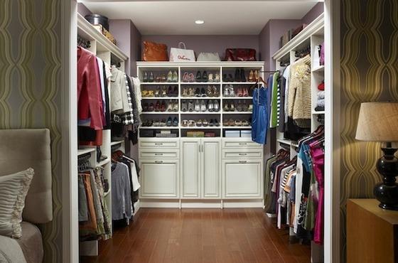 Hur du organiserar din garderob