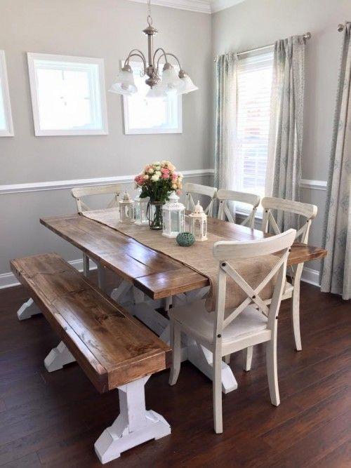 DIY matbord och bänkfria planer - www.Traveller Location