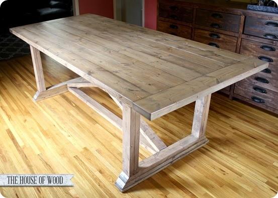DIY matbord