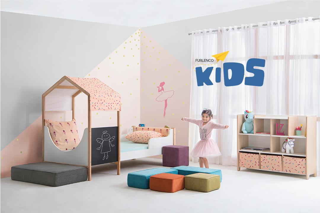 Varför hyra möbler för barn?