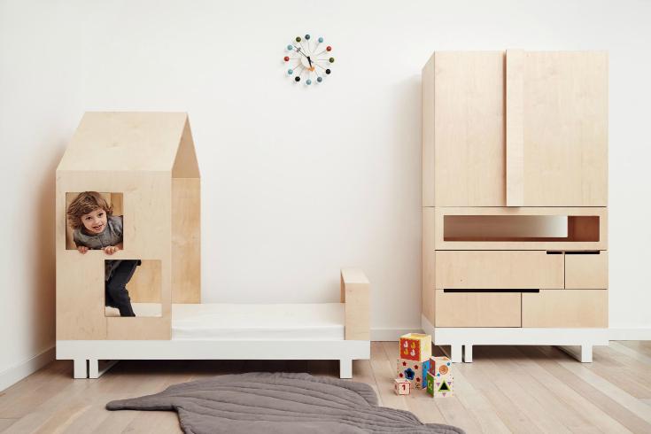 Kutikai, funktionella och kreativa möbler för barn