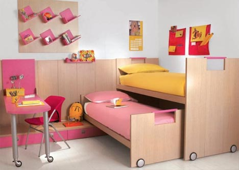 barn sovrum inredning lekfull-omvandla-barn-sovrum kkgxaso