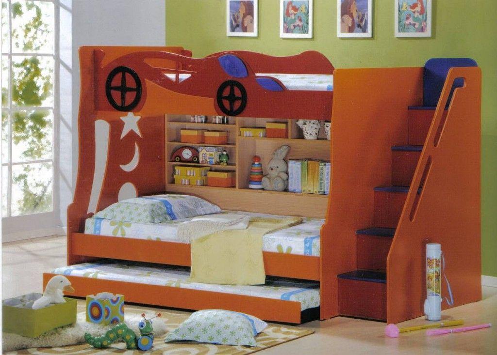 Saker att designa barnens sovrumsmöbler på bästa sätt