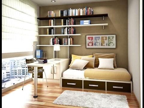 Flytande hyllor Idéer för sovrum