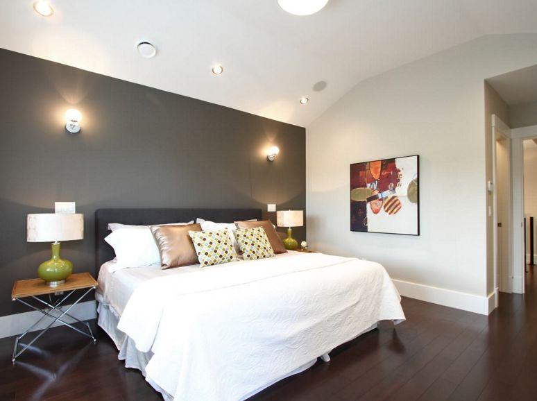 Charocal sovrum väggfärg färg