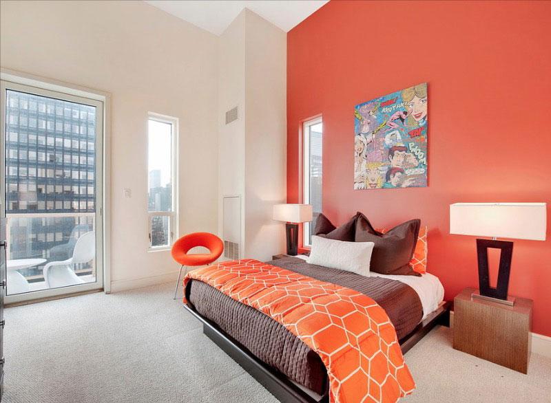 Samla denna idé orange-rum