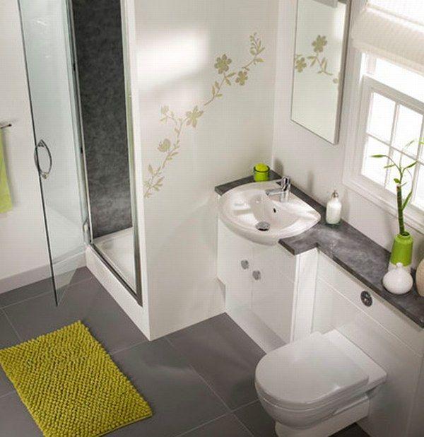 Moderna badrumssatser från Ambiance Bain