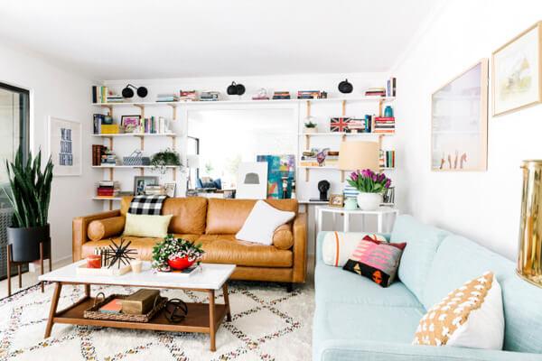 Apartment Decor Idea av Julia Robbs - Resenärens läge