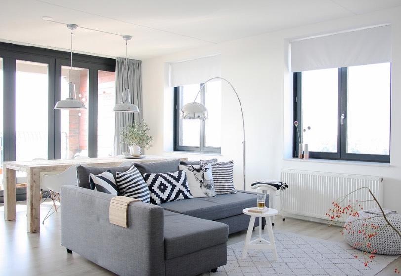 nya lägenhetsdekorationsidéer