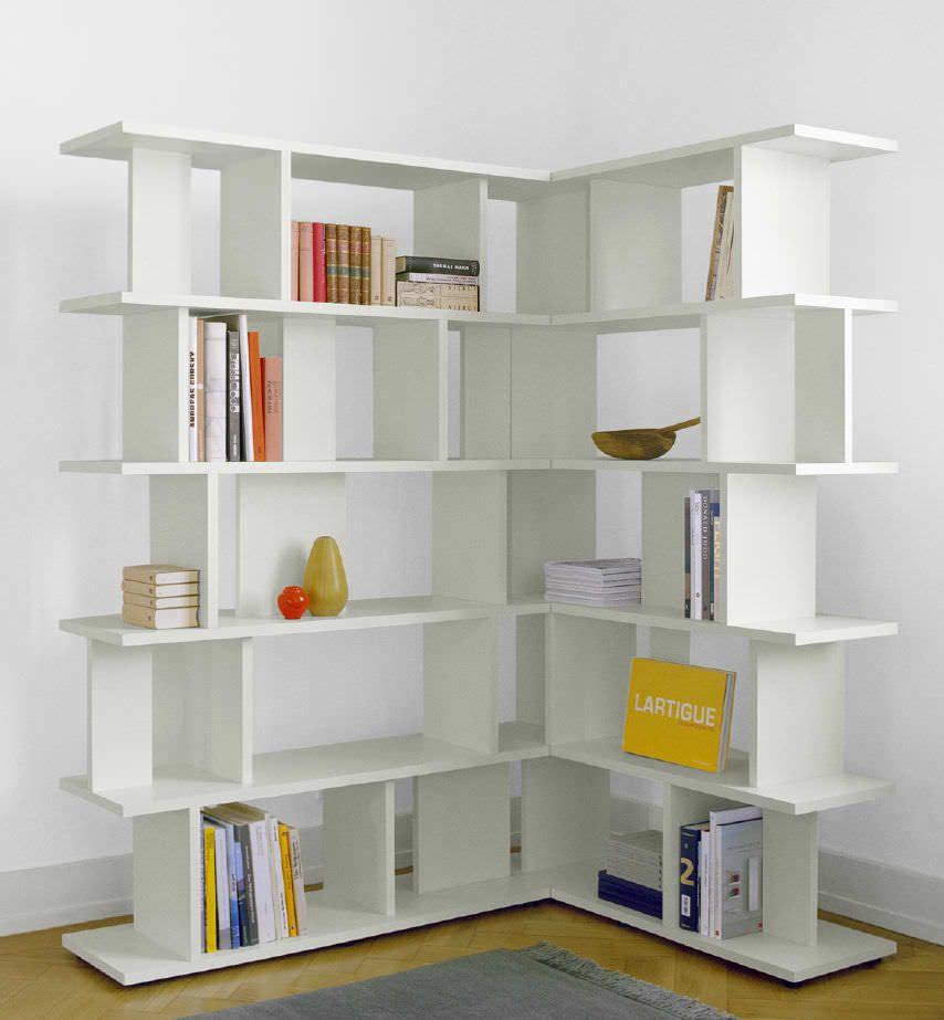 Corner Book Hyllor Möbler Idéer