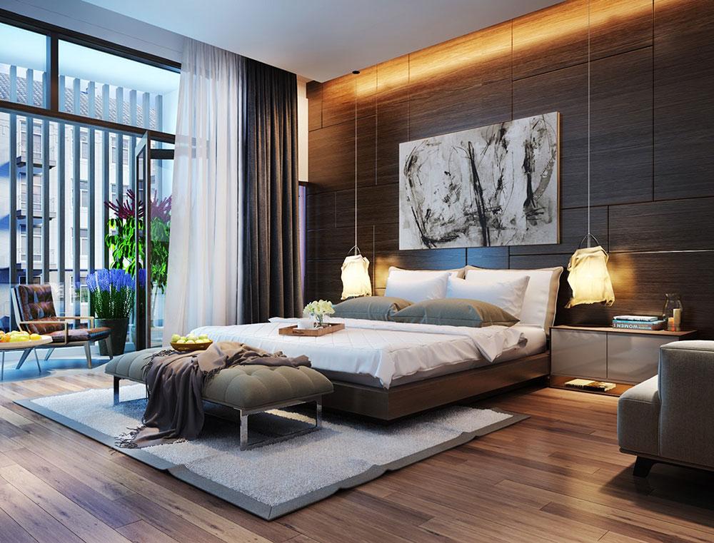 Indirekt belysning i sovrummet 4 inredningstrickor för att förvandla ditt sovrum