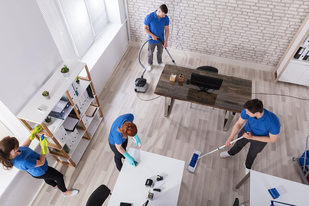 Rensa upp 5 viktiga uppgifter som du behöver göra innan du flyttar in